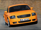 OEM - New Style Audi TT 3 Bar Front Grille
