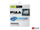 PIAA - Xtreme White Plus - H7 55w - Twin Pack
