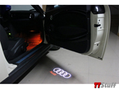 WFA - Audi LED Ghost Shadow Light Projectors