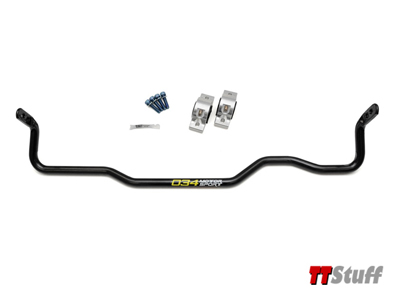 034 - Adjustable Solid Sway Bar - Rear - Quattro