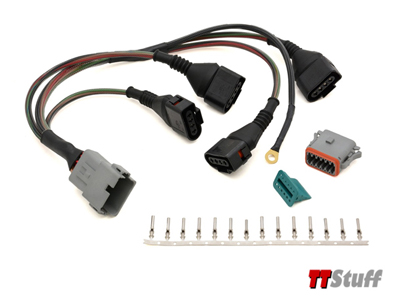034 - Repair / Update Harness - 1.8T 4 Wire Coils