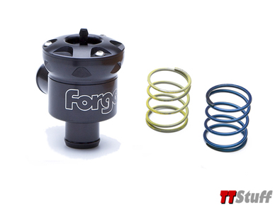 Forge - 008 - Diverter Valve FMDV008 - Black