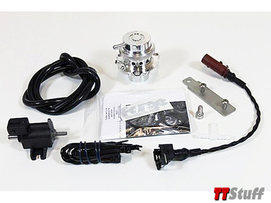Forge - Blow Off Valve and Kit - TT Mk3