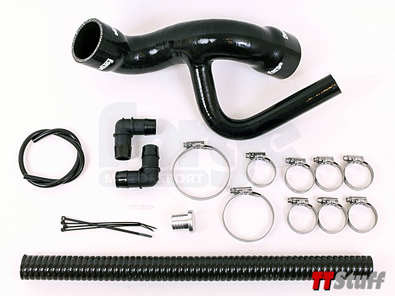 Forge - DV Relocation Kit - TT 180 - Black