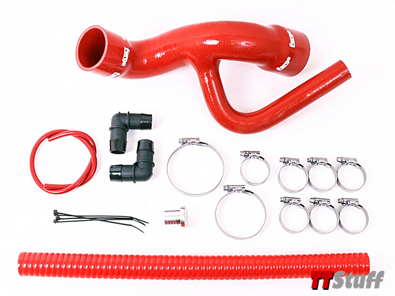 Forge - DV Relocation Kit - TT 180 - Red