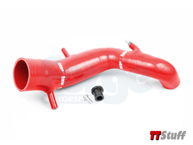 Forge-Silicone Induction Hose-TT 180 AWP-Red