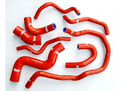 Forge - Silicone Coolant Hose Kit - 2.0T FSi-Red