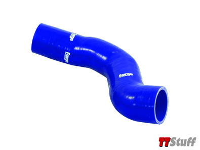 Forge - Throttle Body Hose - TT 180 - Blue