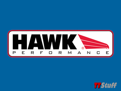 Hawk - HPS Brake Pads - Rear - TT Mk2