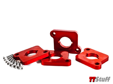 IE- FSI/TSI Coilpack Adapter Set - 1.8T - Red
