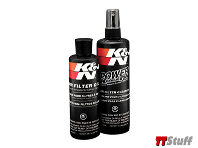 K&N - Recharger Filter Care Service Kit-Squeeze
