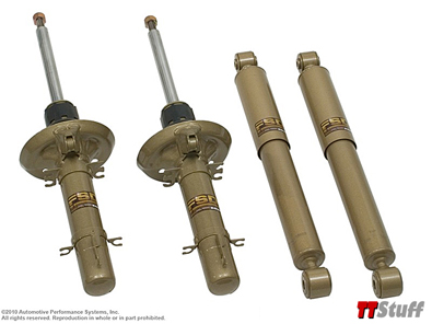 KONI - FSD Shocks - Full Set - TT Mk1 Quattro