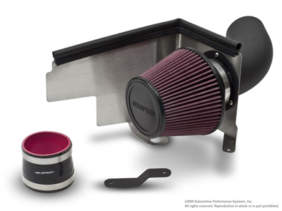 Neuspeed - P-FLO Air Intake Kit - TT 3.2 - Black