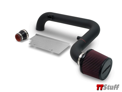 Neuspeed - P-FLO Air Intake Kit - Black - 2.0T FSI