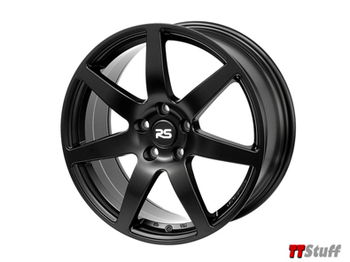 Neuspeed - RSe07 Light Weight Wheel - Black 18x8.5 +35 5-112