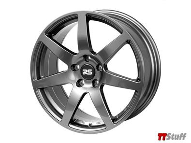 Neuspeed - RSe07 Light Weight Wheel- Gunmetal 18x8.5 +35 5-112