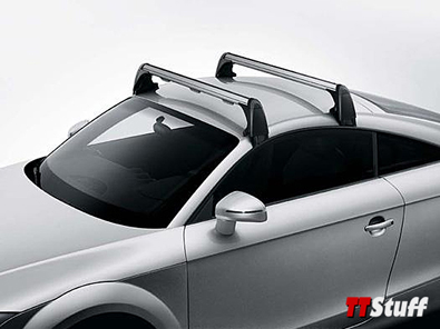 OEM - Audi Base Carrier Bars - TT 2008+
