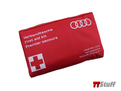 Audi - First Aid Kit