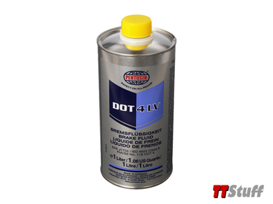 Pentosin - Brake Fluid - DOT4 LV - 1 Liter