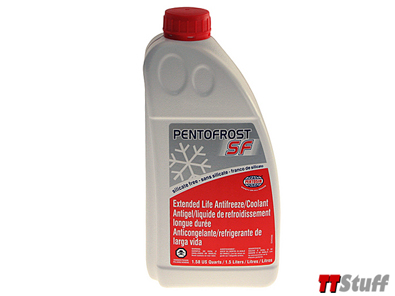 Pentosin - Antifreeze / Coolant - G12 - 1.5 Liter