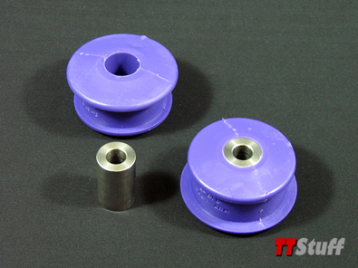 PowerFlex - Polyurethane Front Wishbone Rear Bushings - Set of 2 - TT Mk1