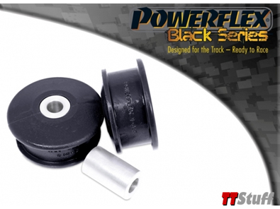 PowerFlex - Polyurethane Front Wishbone Rear Bushings - Black Series - Set of 2 - TT Mk1