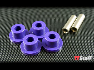 PowerFlex - Polyurethane Front Wishbone Front Bushings - Set of 2 - TT Mk1