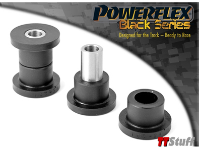 PowerFlex - Polyurethane Front Wishbone Front Bushings - Black Series - Set of 2 - TT Mk1
