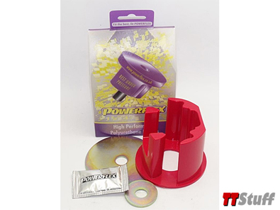 Powerflex - Dogbone Mount Insert-Red-2008.5-14