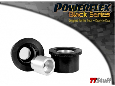 Powerflex - Polyurethane Rear Diff Front Mount Bushings - Black