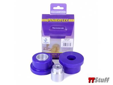 Powerflex - Polyurethane Rear Diff Rear Mount Bushings