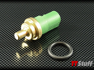 RM - Coolant Temp Sensor with O-Ring - Green