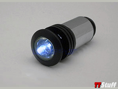 RM - Rechargeable LED Flashlight