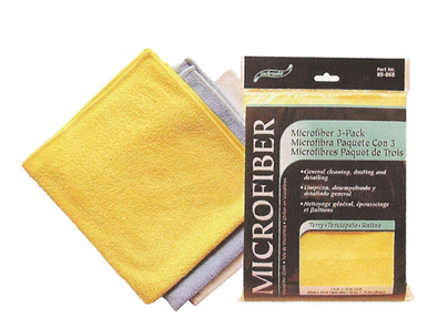 Microfiber - 3-PACKS - Terry