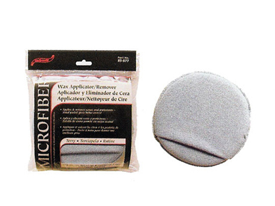 Microfiber - Pocket Wax Applicator/Remover