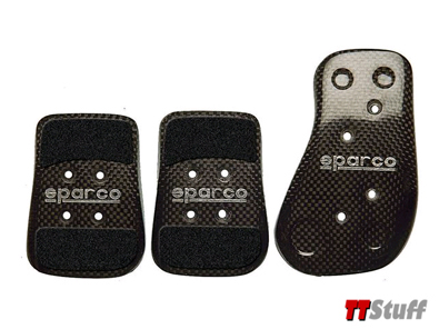 Sparco - Carbon Series Pedals