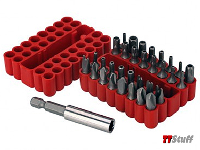 Tools - Security Bit Set 1