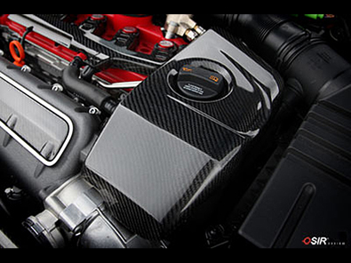 OSIR - Engine Oil Cover-TT RS - Gloss Carbon
