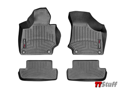 WeatherTech - Floor Mats - TT Mk2 - Set of 4