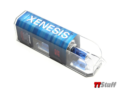 Xenesis- Xenon Match Super White Bulbs-H11 55W-Pair
