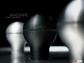 OSIR - Orbit Illuminated Knob V3 - Noir (Black)