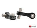 034 - Sway Bar End Link Pair Spherical - Rear