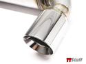 42 Draft Designs - 3'' Cat Back Exhaust - TT 225