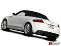 Borla-Stainless Cat Back Exhaust-2.0T Quattro