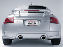 Borla - Stainless Cat Back Exhaust - TT 225