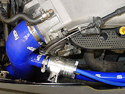Forge - DV Relocation Kit - TT 180 - Blue