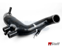 Forge-Silicone Induction Hose-TT 180 AWP-Black