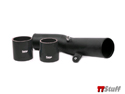 Forge - Inlet Hard Pipe - Black - TT RS Mk3