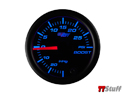 GlowShift-Black 7 Color 30 PSI Boost/Vac Gauge