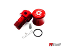 IE - Billet Manual Boost Controller - Red